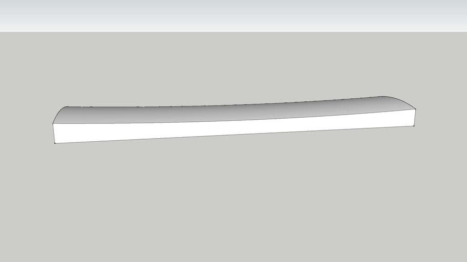 97Longboards Mold 1 Sub-Base 2