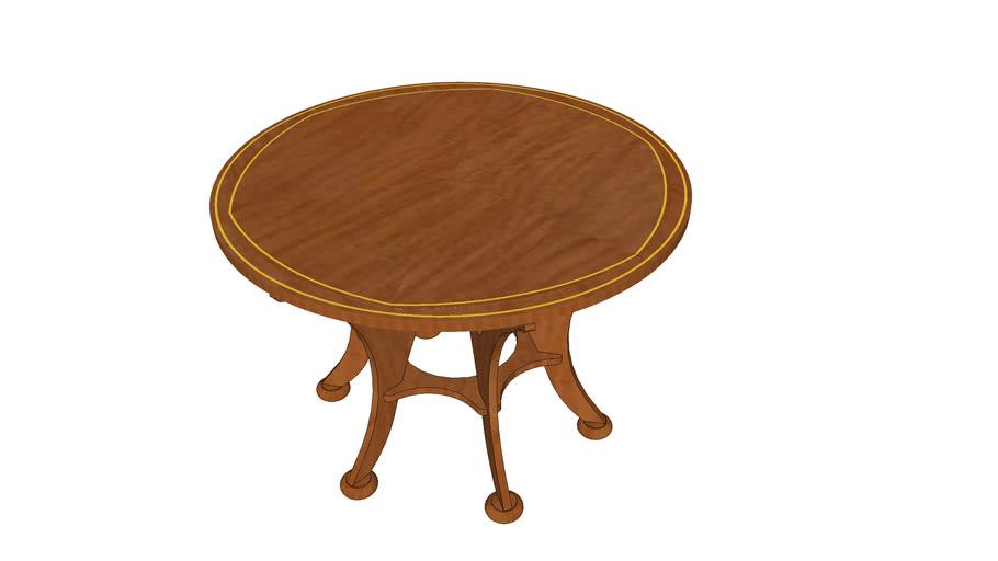 Expanding Circular Table