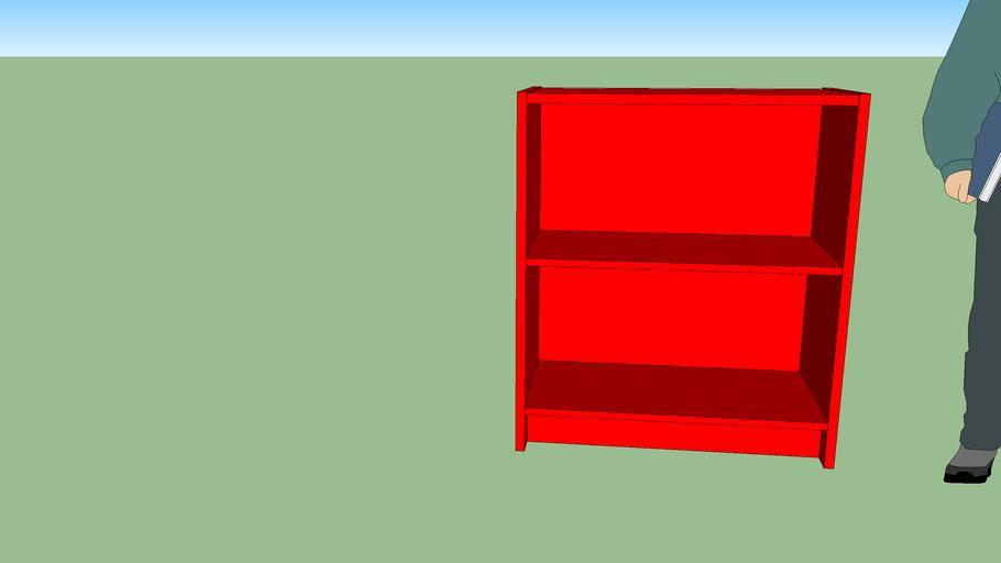 Real Life to 3D Shelf Model-Period6 Jose Luis Cintora