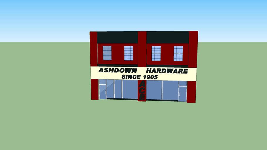 Ashdown Hardware