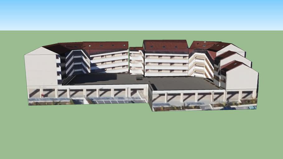 Bâtiment situé 67100 Aquila, Italie