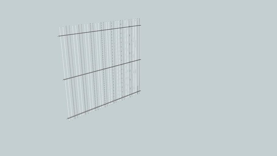 Grade de Ferro / Grid Iron
