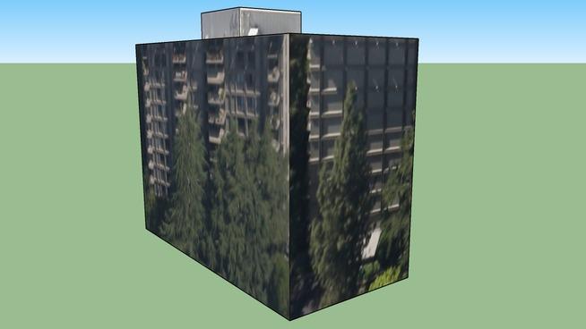 Building in Sacramento, CA, USA