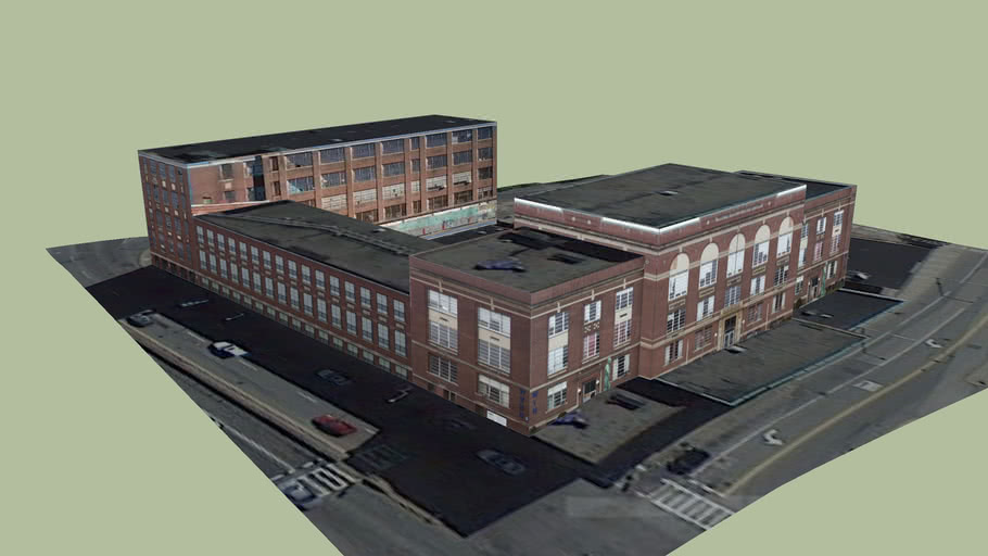 Old Worcester Vocational High School
