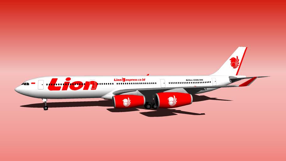 Lion Air Airbus A340-300