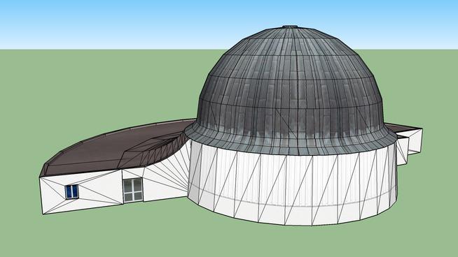 Pleumeur Bodou - Planetarium de Bretagne