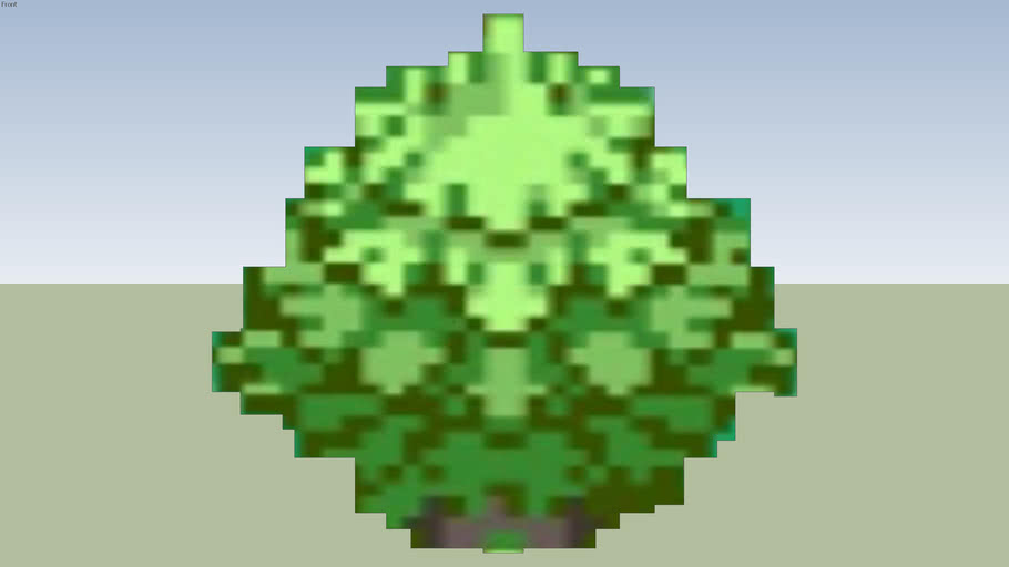 arbol pokemon