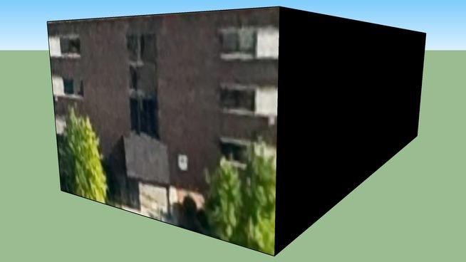 Gebäude in Milwaukee, WI, USA