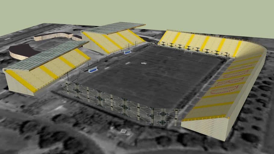 Estadio Metropolitano de Techo