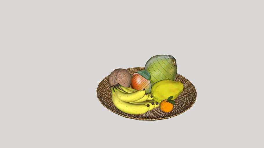 Utensílios de cozinha - Frutas