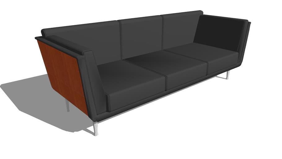 Herman Miller Goetz Sofa By