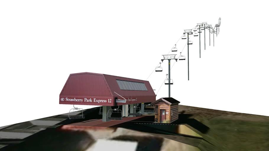 Strawberry Park Express - bottom