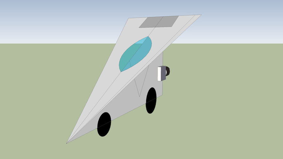 Paper Airplane Upgraded