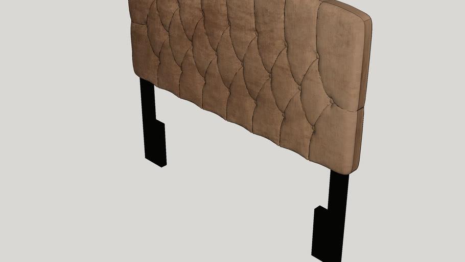 Faymon Upholstered Panel Headboard