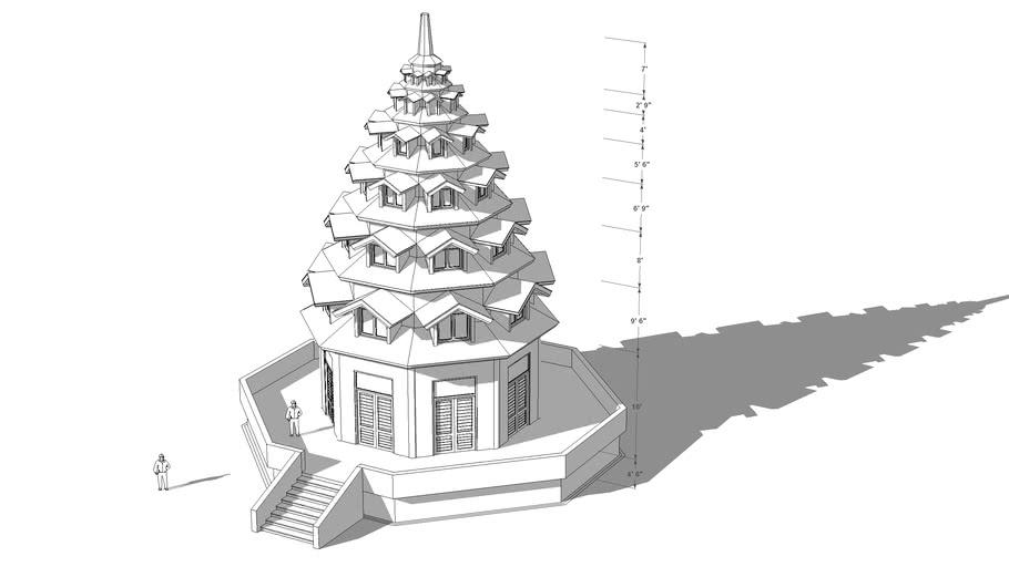 Chan Myae Temple