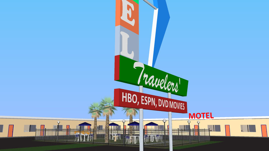 Traveler's Motel- Fully Furnished