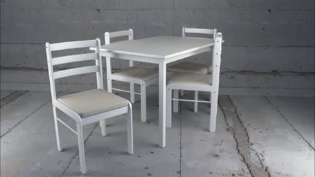 Dining table (vray 3.4)