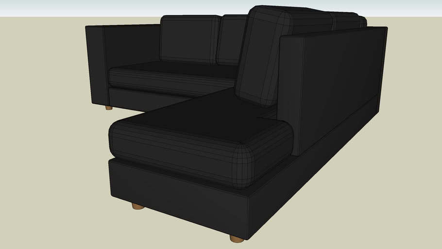 couch-black (i think)
