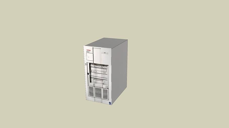 compaq proliant 800 server