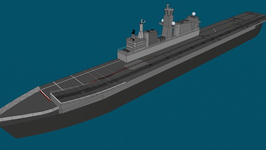 HMS Illustrious (RO6)