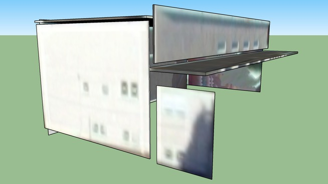BLAKE, PERIOD 1; VANCOUVER, CANADA. BUILDING