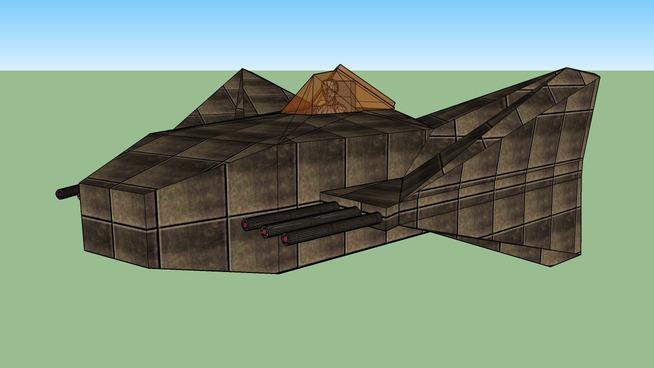 56-SF Meteorite