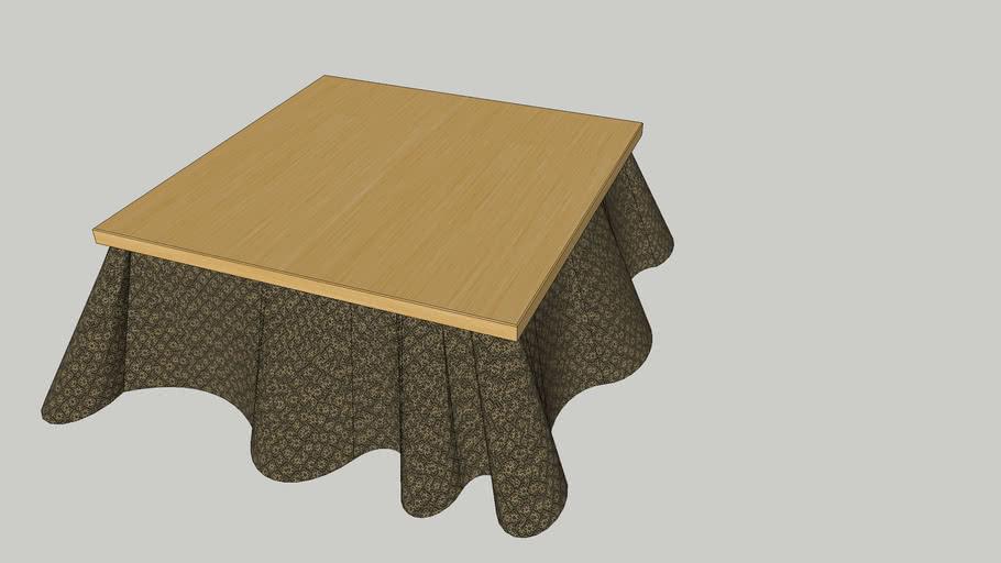 日式暖爐桌    Japanese heating table   日式暖桌          暖爐桌         暖桌