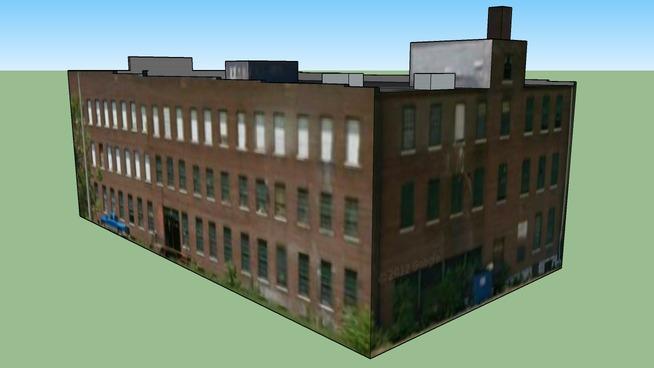 Building in St. Louis, Missouri