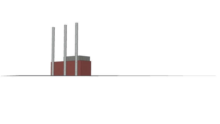 Lansing's Eckert Coal Generating Station