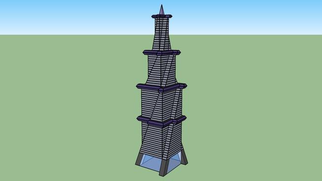 Skyscraper Concept - Index 1