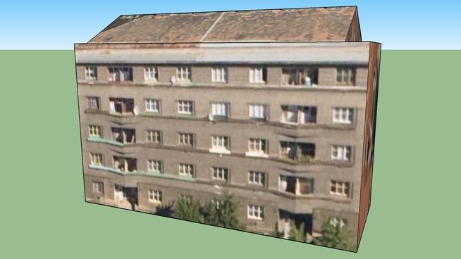 Gebäude in Prag, Tschechische Republik