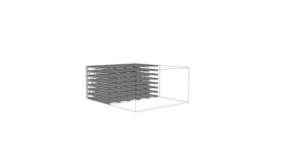 GS3 - Plat Rack