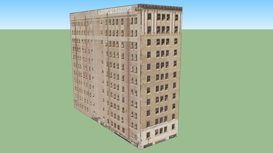Building in Atlanta, GA, USA
