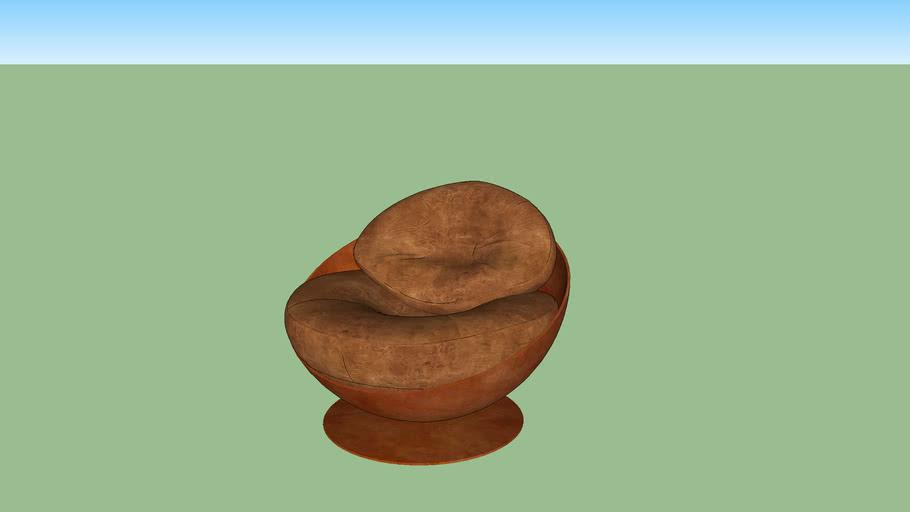 Poltrona Esfera - Catálogo 3D CASOCA