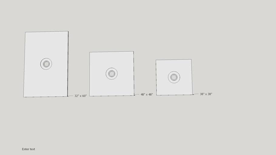 Schluter - KERDI SHOWER-ST Shower Pans