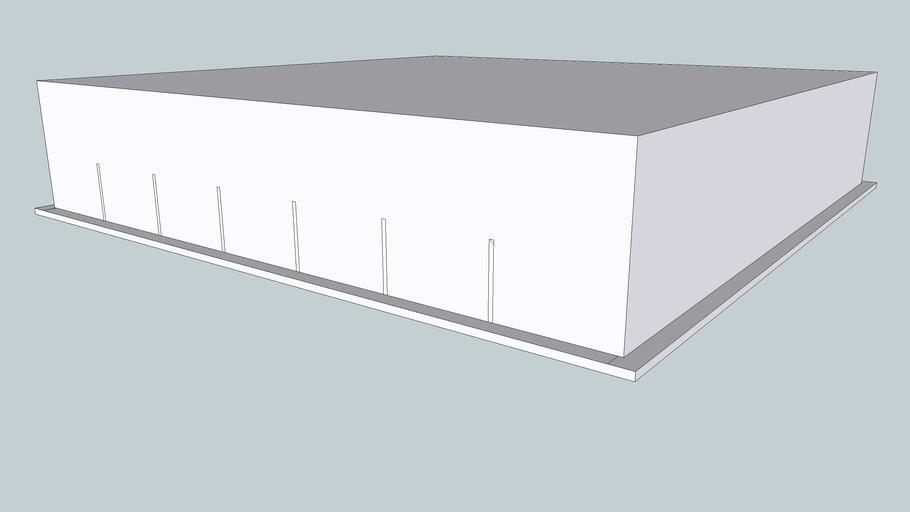 2x2 Light for Tile Ceiling
