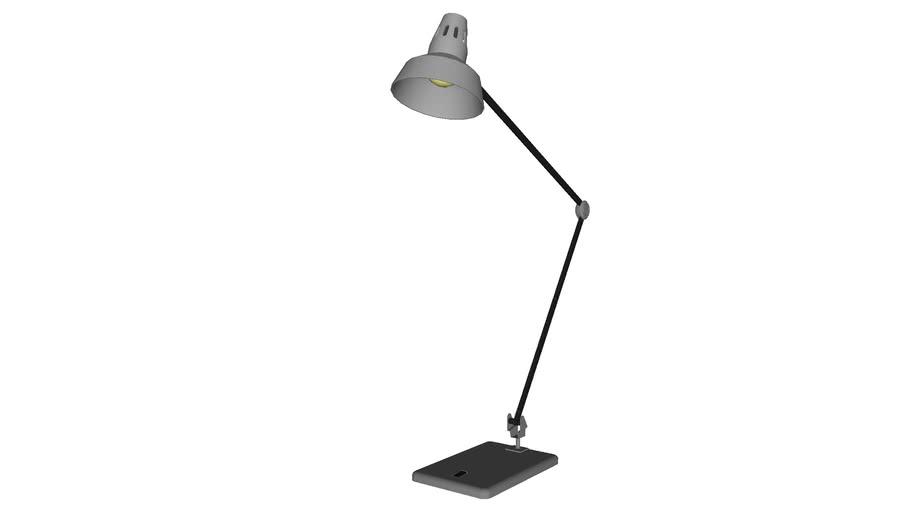 Modern Cone Desk Lamp - Detailed