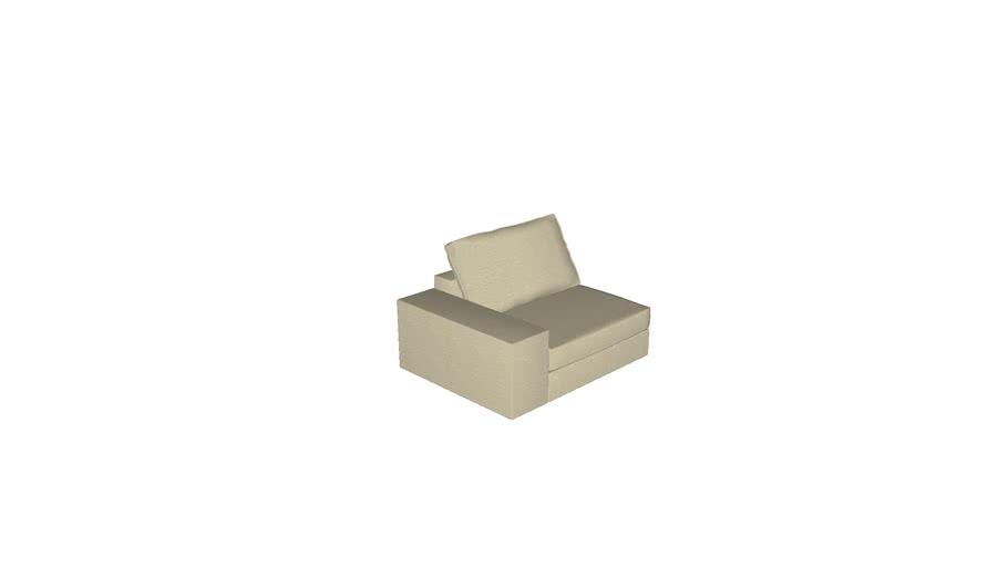 Florense Modula Space - Kit 1,5 Lugar Direito Braço 310mm 1300x595x1050