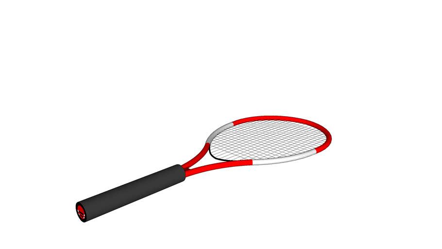 tennis racquet updated