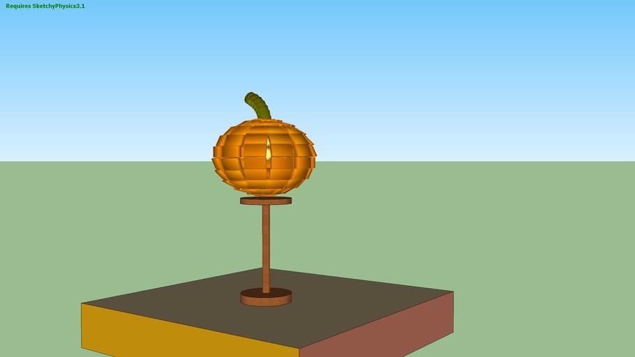 pumpkin splat for sketchyphysics