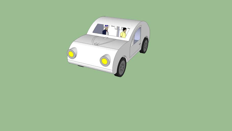 Awsome car for my house