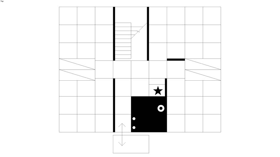 House Type H - Plan (Gnd flr)
