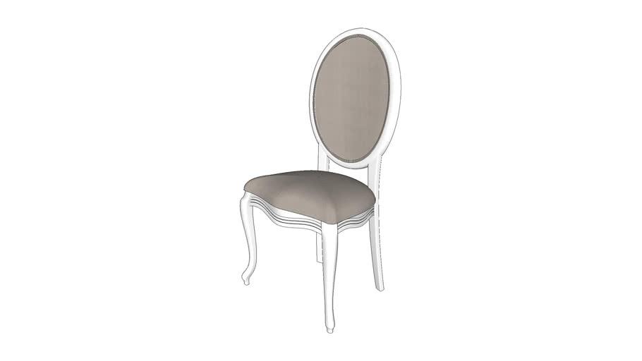 Cadeira Paille com tecido - Kleiner Schein