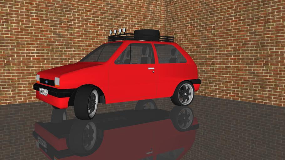 MK1 Ford Fiesta -- Sport Edition -- HD Tunning