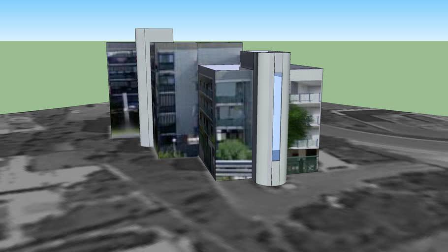 Edificio residenziale in via Napoli 371, Bari