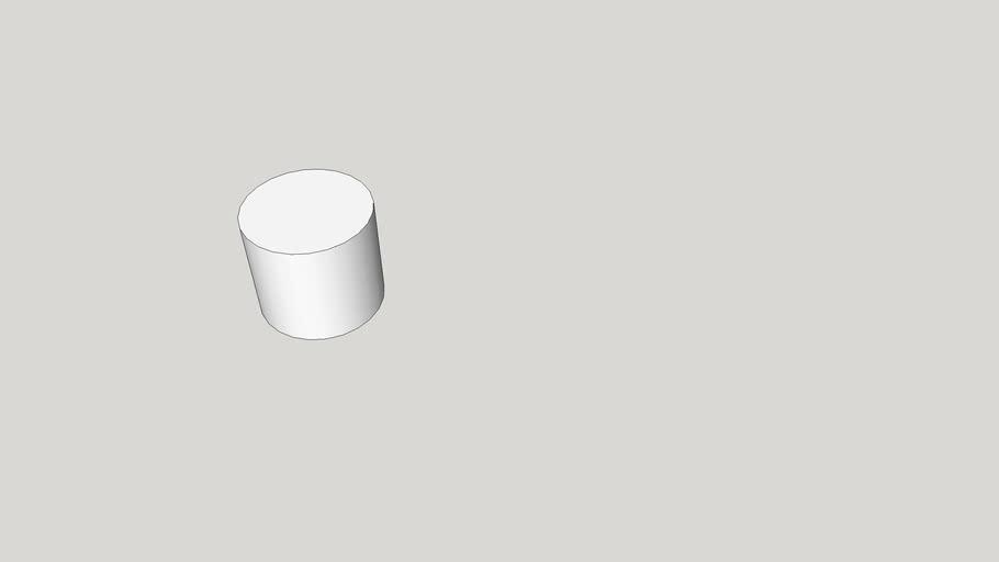 Apple Round Display Table
