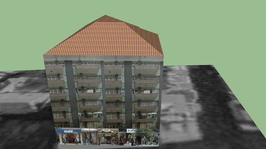 Bahariye Caddesi 16. ada bina 02