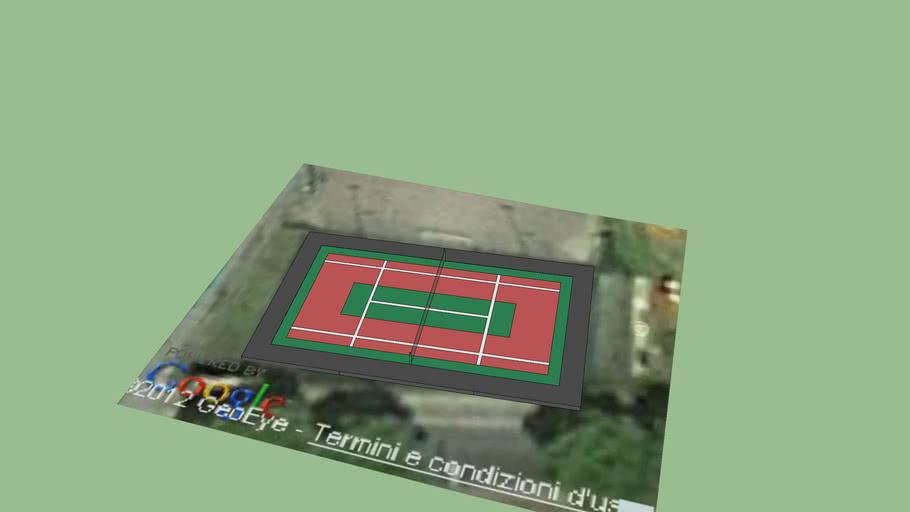 Campo da tennis Pubblico, Grosseto