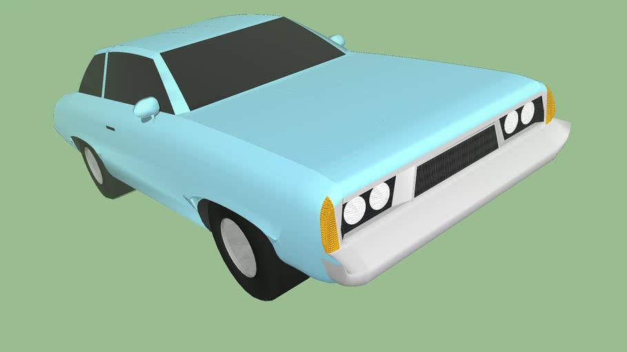 1973 Sports Car