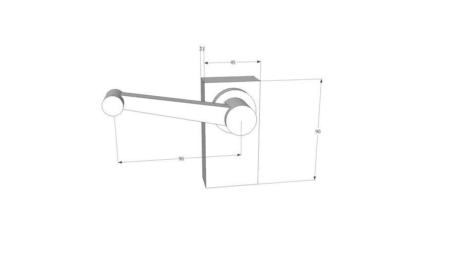 mini operator with dimensions